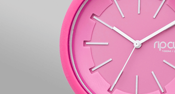 Pink watches